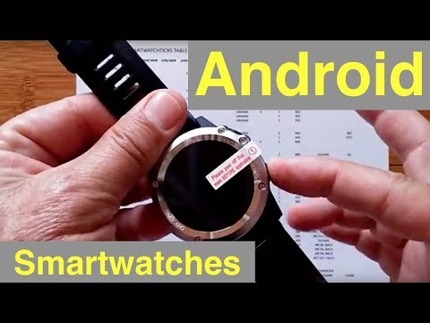 How to Choose an Android Smartwatch - Holiday 2017 Edition