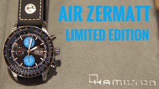 Hamilton Khaki Aviation Converter Air Zermatt Limited Edition  | Review | H76706730 | Olfert&Co
