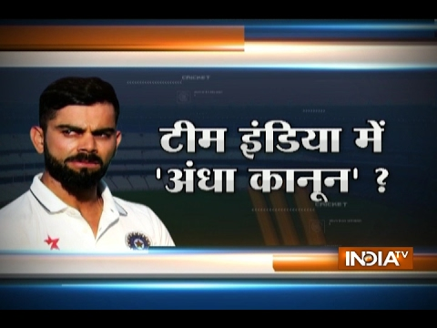 Cricket Ki Baat: Virat Kohli Selects Ajinkya Rahane over Karun Nair who had Hit 300 Runs