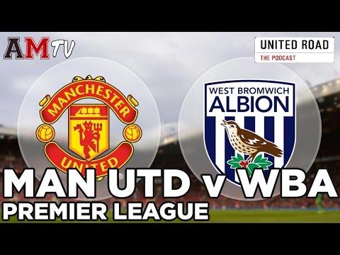 Manchester United v West Bromwich Albion | Premier League | 1st April 2017