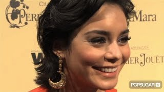 Vanessa Hudgens on Playing a Stripper & Oscar Traditions with Ashley Tisdale