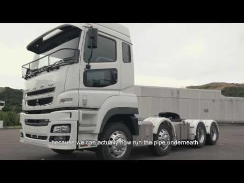 Fuso HD FS3147 Tractor – HPMV custom build