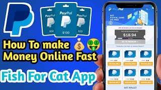 How To Make Money Online Fast |Play Game & Earn Money | Free PayPal Money