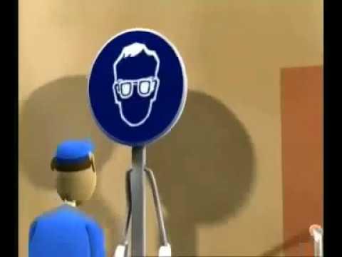 Napo Eğitim Filmi Koruyucu Gözlük Kullanılmalıdır