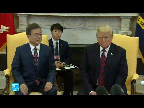 رئيس كوريا الجنوبية في البيت الأبيض..لماذا؟  - نشر قبل 2 ساعة