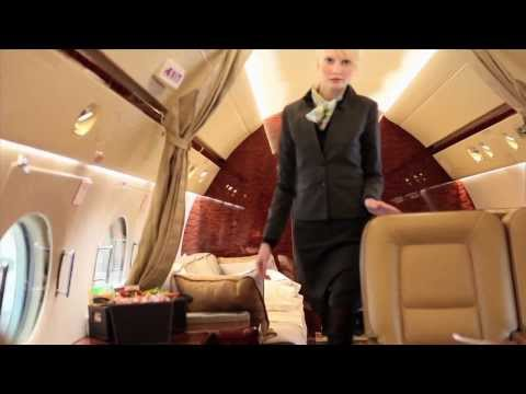 G550 Private Jet // Exclusive Charter Service