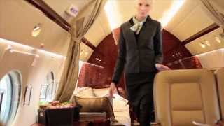 G550 Private Jet, Exclusive Charter Service