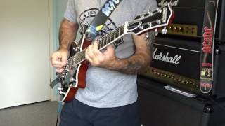 AC/DC Stand Up Malcolm Young's Part Rhythm Guitar