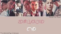 EXO (엑소) - Lovin' You Mo' Lyrics (KAN/ROM/ENG)