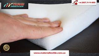 видео Замена поролона в диване