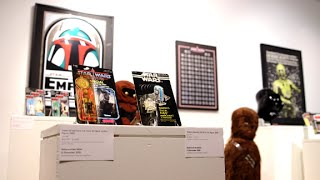 Inside Sotheby's First Ever 'Star Wars' Auction