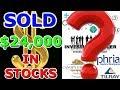 SOLD $24,000 Worth Of Stocks This Week - Aurora,Tilray,XLY,Cronos - Marijuana Legal In Canada