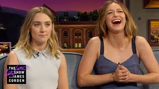 a pronunciation guide for saoirse ronan melissa benoist