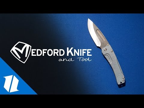 New Medford Knives from SHOT Show 2018 | Blade HQ