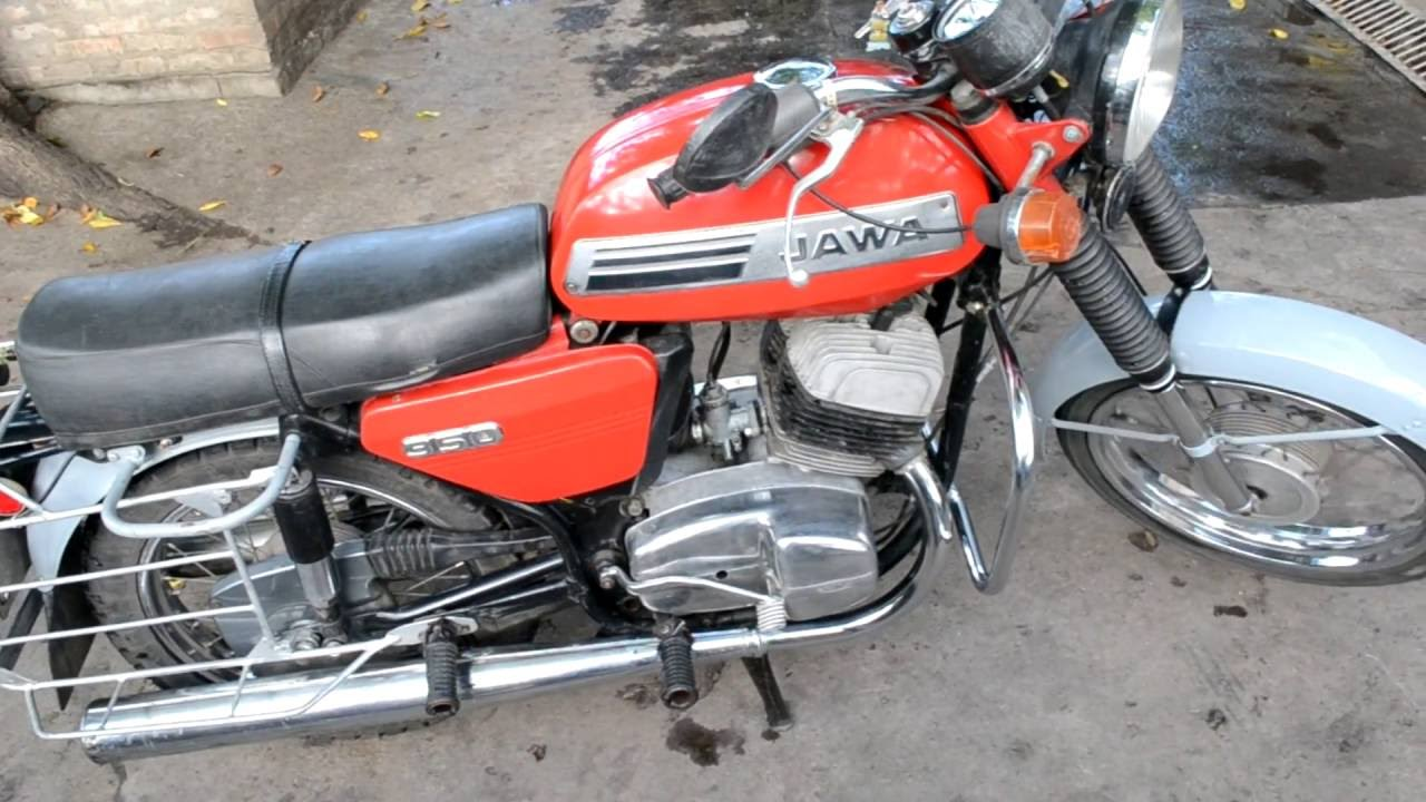 Обзор мотоцикла JAWA 634 1984 г.