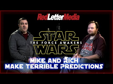 Star Wars: The Force Awakens: Rich and Mike's Predictions
