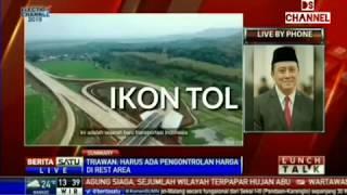 IKONTOL Video Viral Triawan Munaf Saat Wawancara
