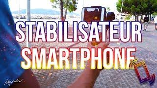 Test du nouveau stabilisateur pour smartphone Vimble C · Moins cher que l'Osmo Mobile de DJI !