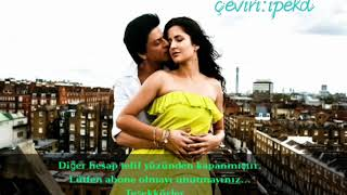 Allah Waariyan Türkçe Altyazılı -Ah Kalbim romantik şarkı Abhi Pragya / Shahrukh Khan Katrina Kaif