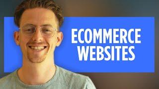 The Best Website Builder for Ecommerce!