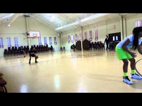 Basketball  Training  Alexis