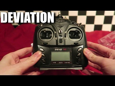 Control All Models With One Transmitter - Deviationtx