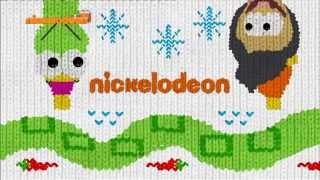 Sanjay & Craig Christmas 2014 Bumper 1 [Nickelodeon Greece]