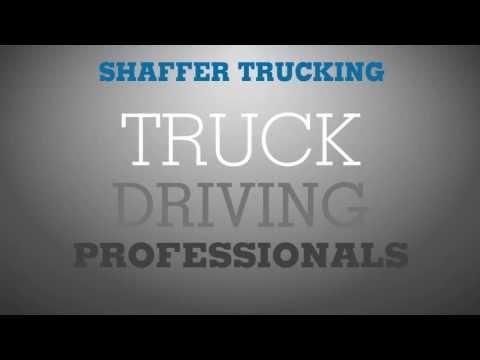 NC Truck Driving Jobs | 336-617-2302 | Shaffer Trucking