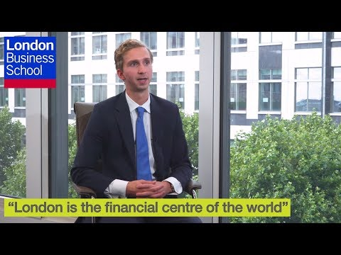 """Masters in Financial Analysis: """"London is the financial centre of the world"""" 