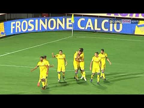 Coppa Italia: Frosinone-Monopoli 5-1, highlights