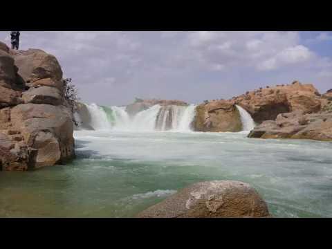 Kandahar,Afghanistan - Dahla Waterfall -