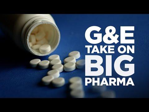 Take on Big Pharma - The G & E Show Live at 12pm EST