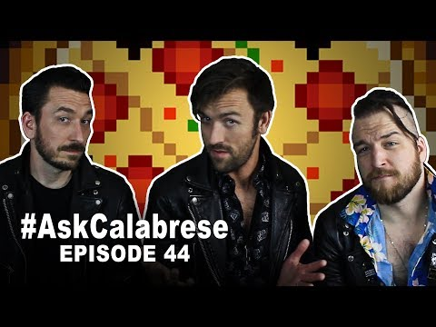 The Calabrese Video Game...Did it Almost Happen? Will it Happen?   #AskCalabrese Ep.44