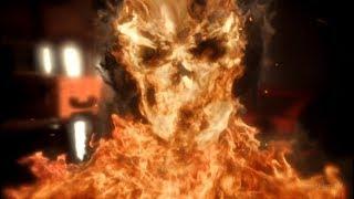 Мак отримує силу Примарного Гонщика | Агенти Щ. В. Т. (4 сезон 7 серія)