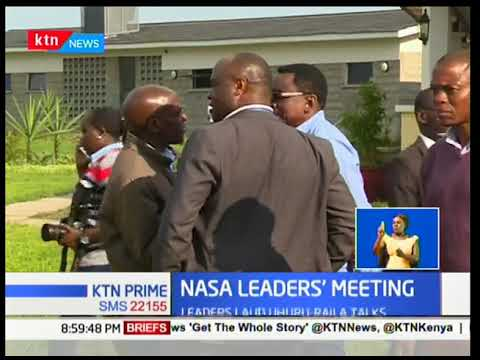 NASA suspends the people's assembly initiative which was part of coalition's resistance agenda