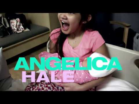 America's Got Talent 2017 Angelica Hale Intro Interview Semi-Finals S12E21