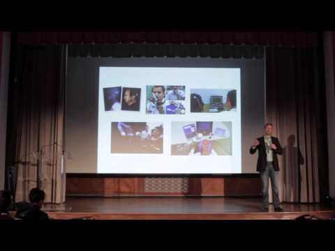Justin Briggs - Singularity Now: Were All About to Become Cyborgs