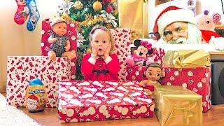 Кукла Беби Бон Приключения на новый год Много Подарков Щенячий патруль и Куклы Принцессы Диснея