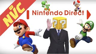 Is This the New Face of Nintendo Directs? - NVC Highlight