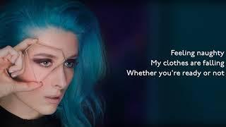 DIAMANTE Coming In Hot Lyrics Video