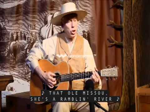 Oregon Trail Folk Music Project - Hank Cramer