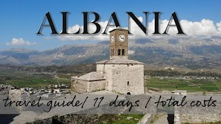 Albania - places and costs €-$