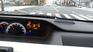 Suzuki Wagon R Hybrid 2019 test drive