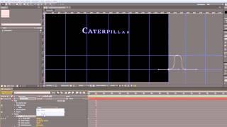 AE Grundlagen Extras: Caterpillar-Text-Animation