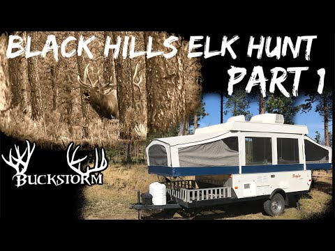 2017 Black Hills Elk - Part 1