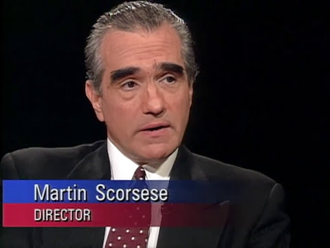 Martin Scorsese interview on Charlie Rose (1993)