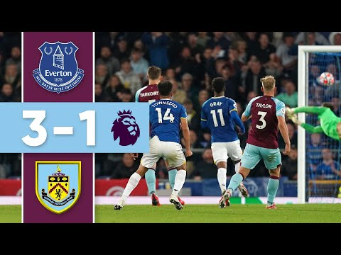 Everton 3 - 1 Burnley    HIGHLIGHTS    Keane, Townsend and Gray for the candies