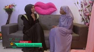 """Hamisa Mobetto Alinidanganya juu ya Nguo zangu """"Ab Designs"""