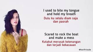 Katy Perry - Roar | Lirik Terjemahan