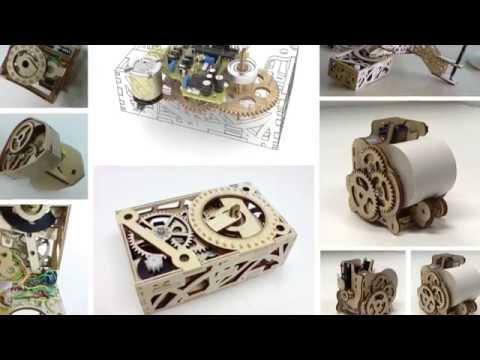 SIGGRAPH 2015 - Art Gallery Trailer